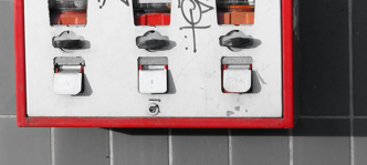 space&designSTRATEGIES HEY-WATCH OUT − It`'s the anthropocene! — #8 Vending Machines