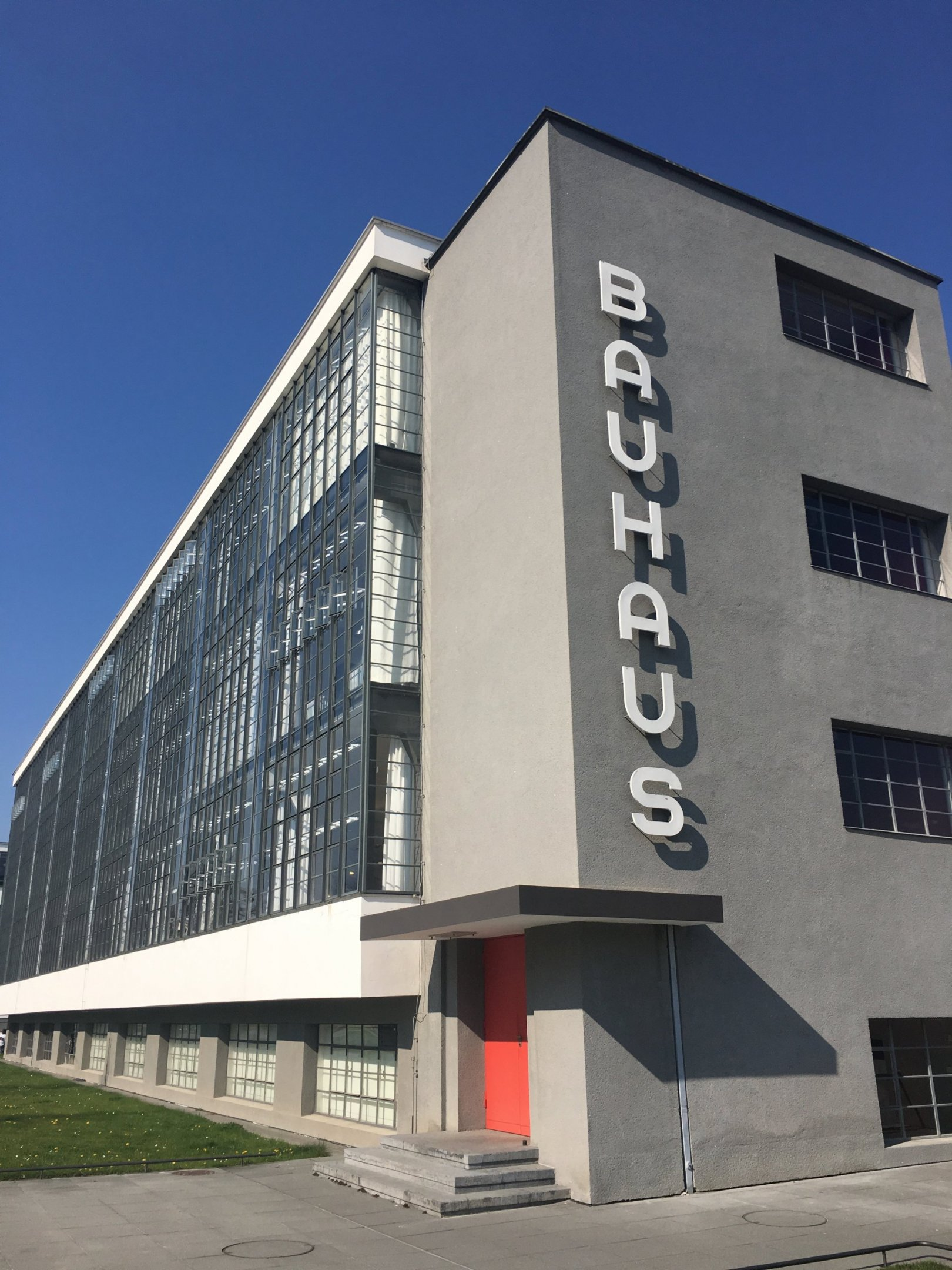 space&designSTRATEGIES Bauhaus Exkursion 08.04.19